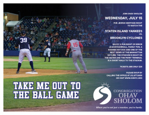 Minor League Baseball Game EMAIL2